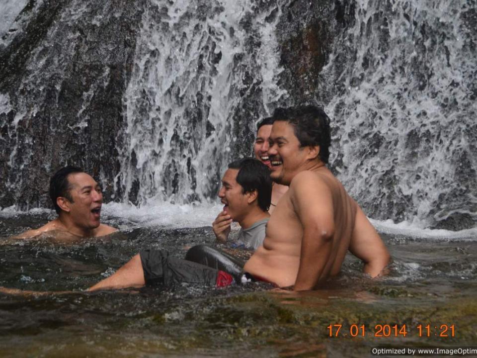 Waterfall Hiking at Janda Baik