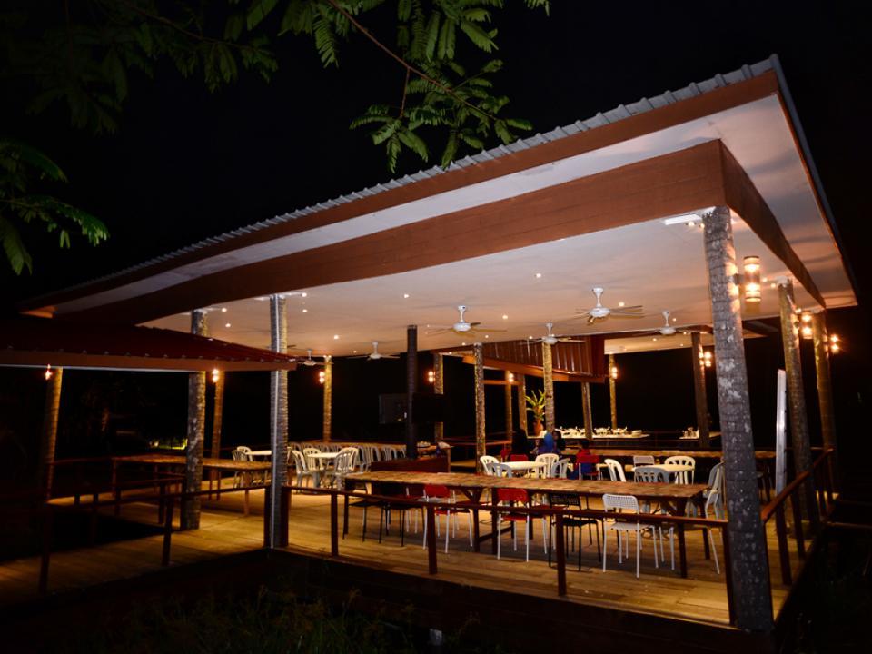 Dining Hall - Janda Baik Resort