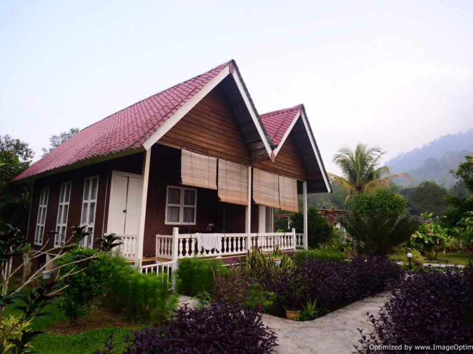 Kampung Chalet at Sailors Rest Janda Baik