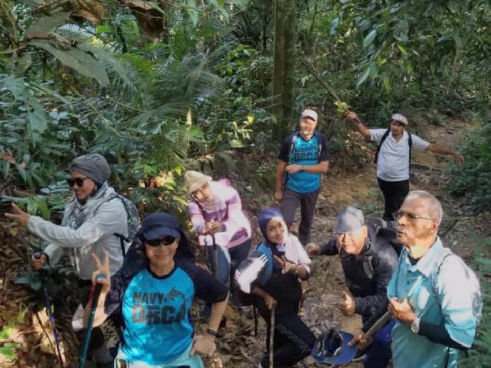 Jungle Tracking Activity